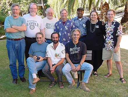 2003 IGS faculty